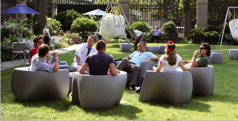 Frank Gehry Outdoor Furniture Simplylushliving