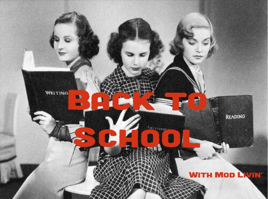 Back to School with Blu Dot @ Mod Livin' - Mod Livin' New and