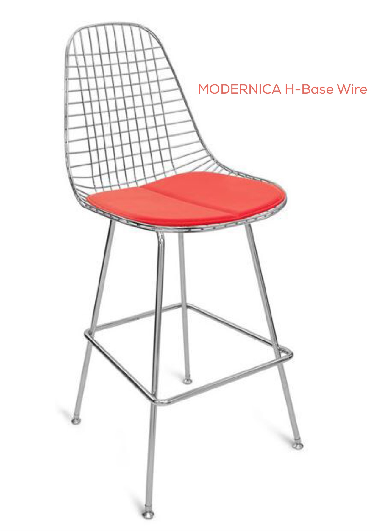 Modernica H Base Wire Stool