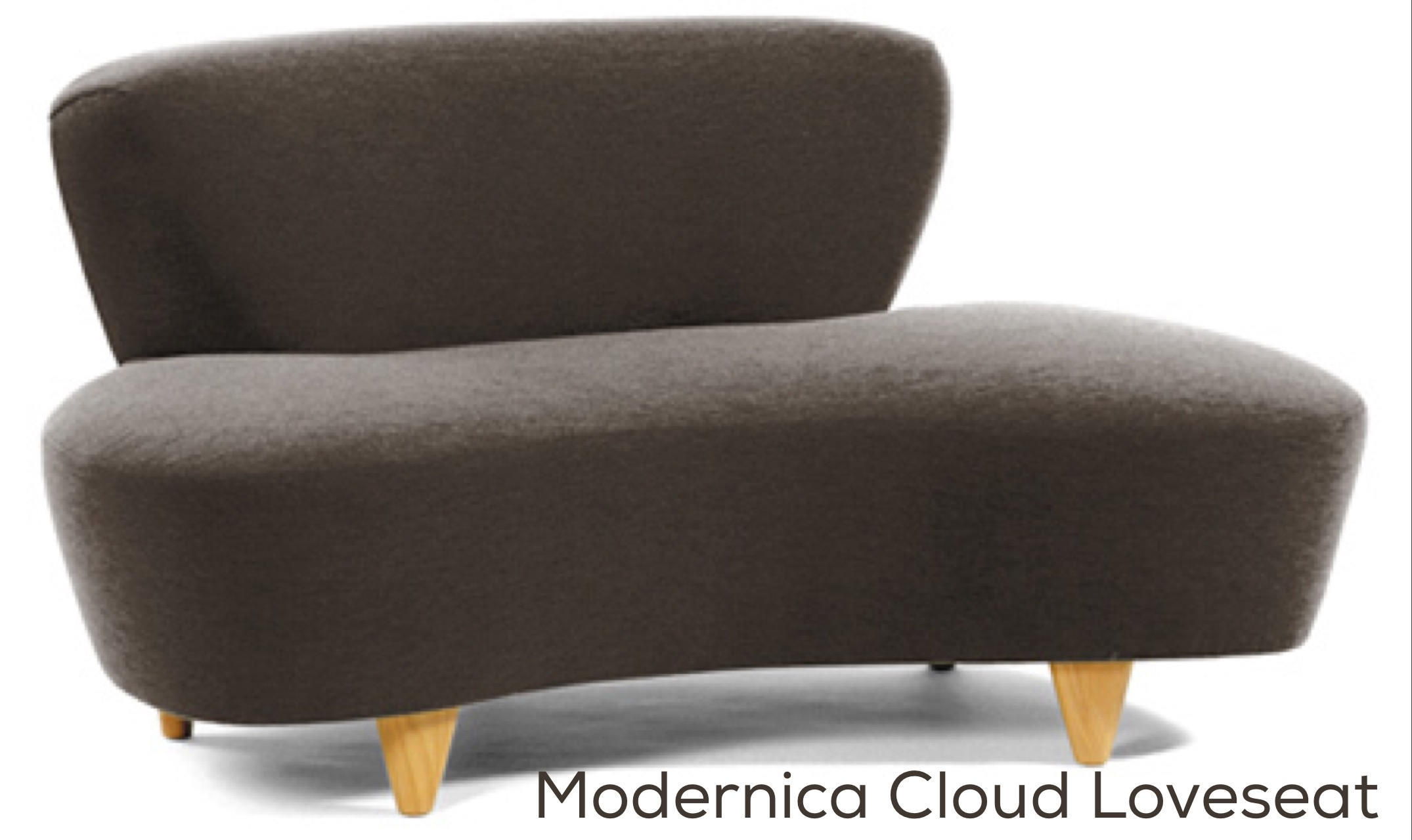Modernica Cloud Loveseat