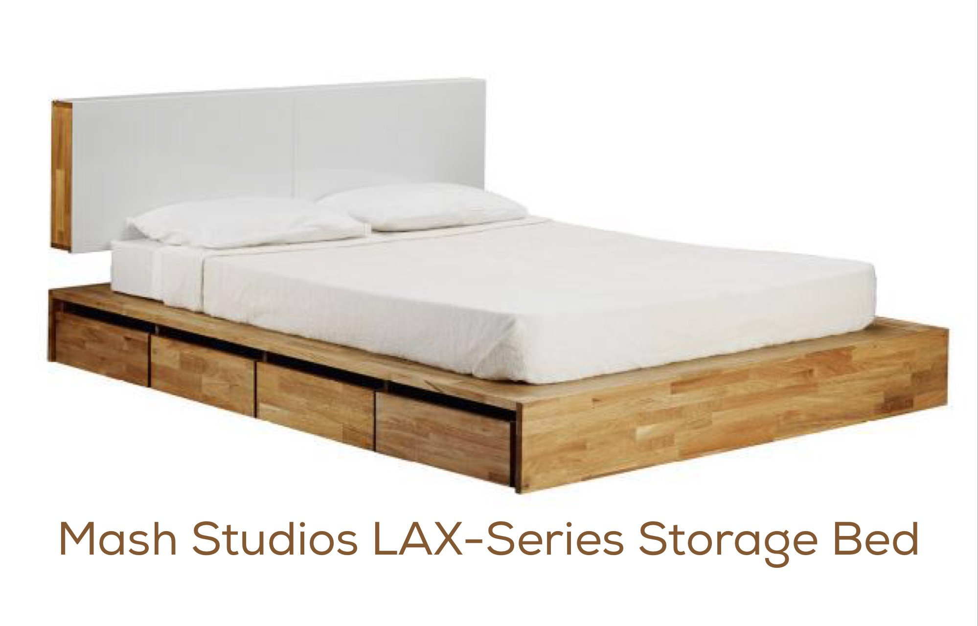 Mash Studios Laxseries Storage Bed