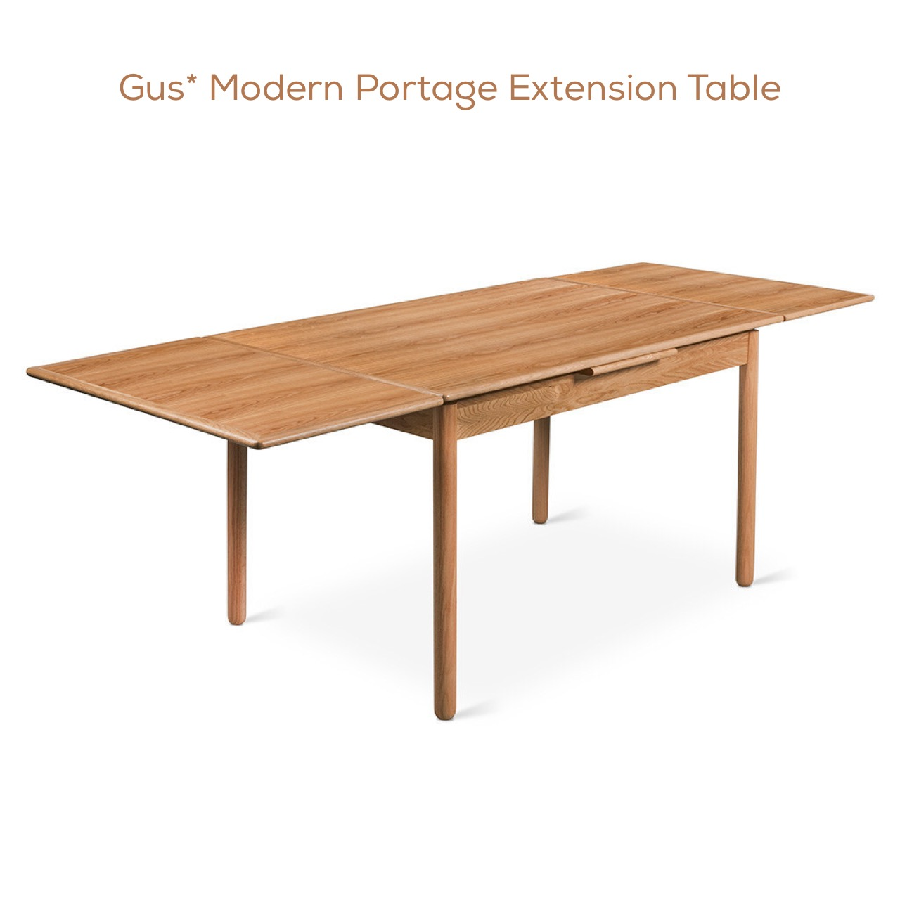 Gus Modern Portage Extension Table
